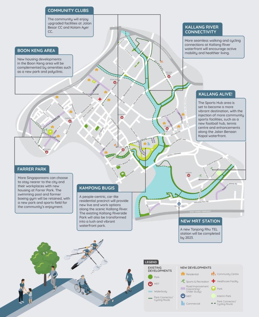 Amber Park - Kallang URA Master Plan
